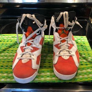 Jordan Gatorade 6s Size 14